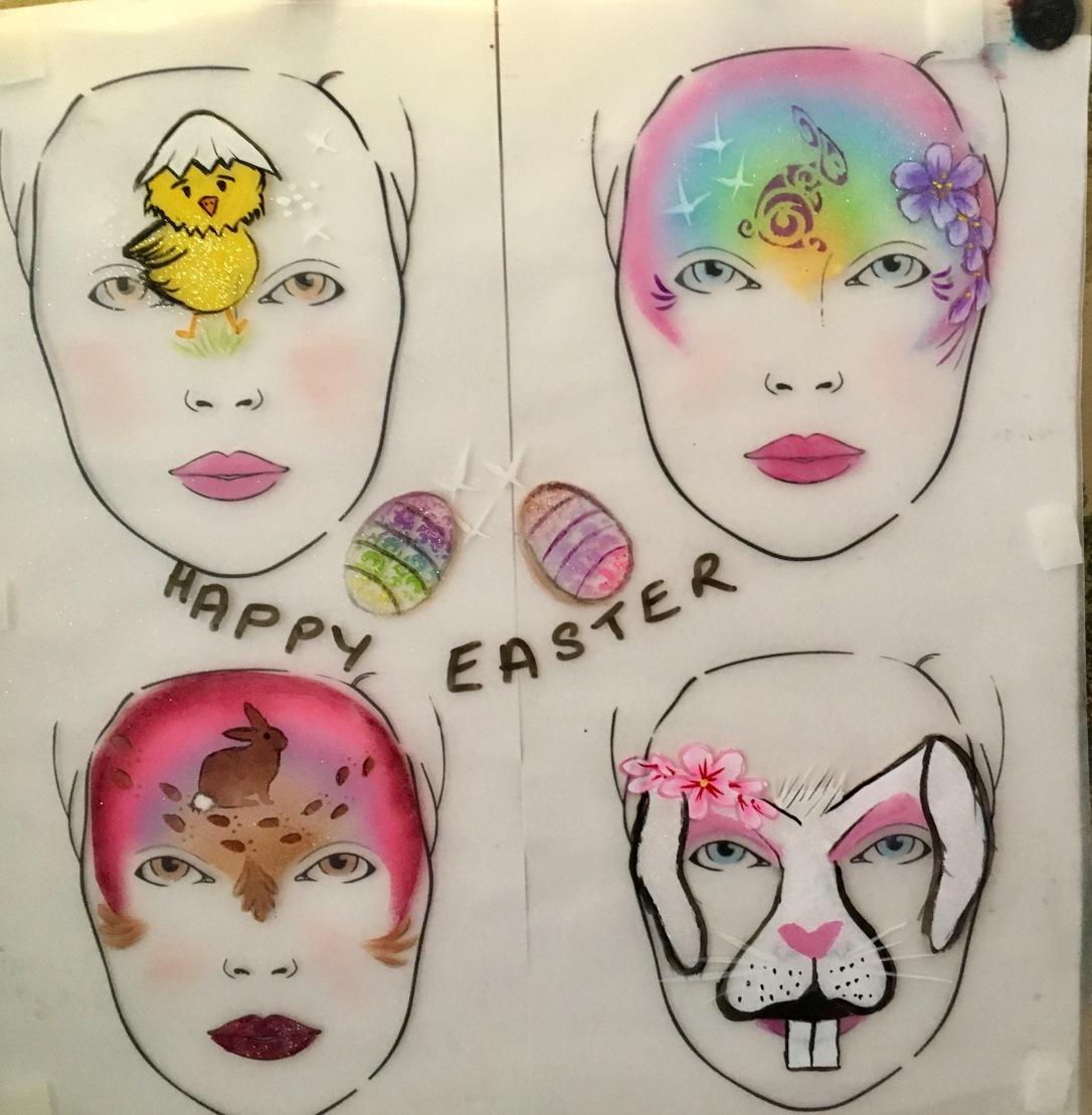 Funtastic Facepainting by Sandra